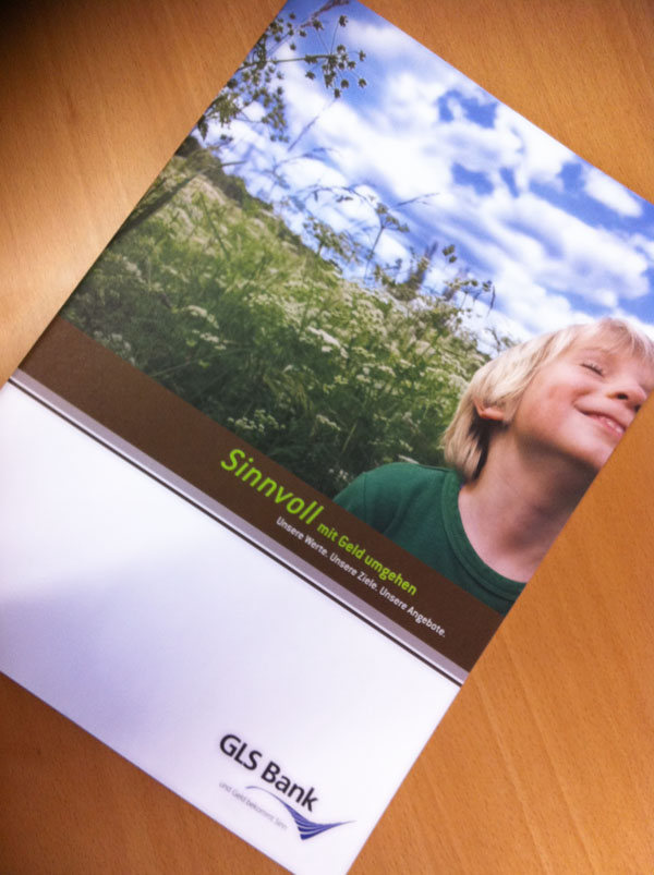 GLS Angebotsbroschüre