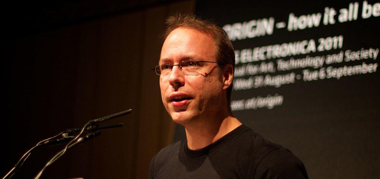 Digital, uns egal? Interview mit Netzaktivist Markus Beckedahl