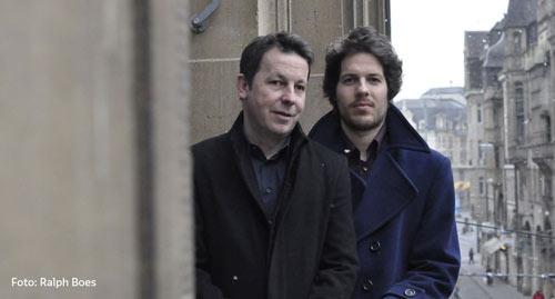 Daniel Häni und Philip Kovce