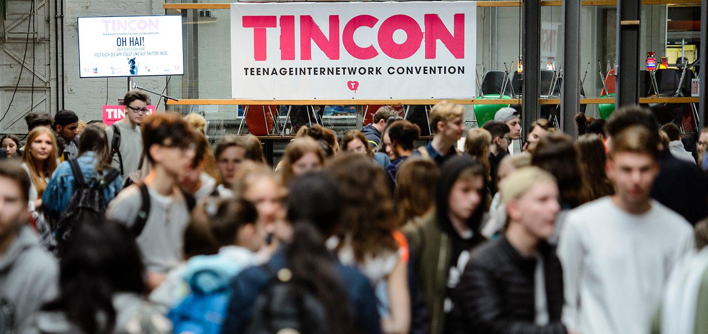 TINCON :: Ein Festival für digitale Jugendkultur