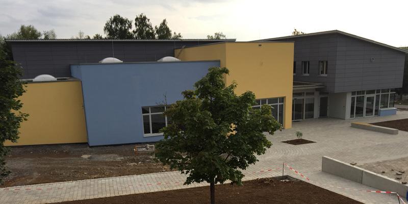 Dorfgemeinschaft Tennental - Neubau