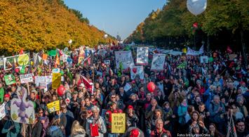 foodwatch, STOP TTIP CETA 10.10.2015 Belin