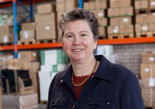 Juliane Kronen, Gründerin und Geschäftsführerin