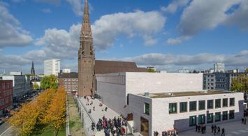 Bürgerfest zur Eröffnung des Anneliese Brost Musikforum Ruhr in Bochum am 29.10.2016. +++ Foto: Lutz Leitmann / Stadt Bochum, Referat für Kommunikation