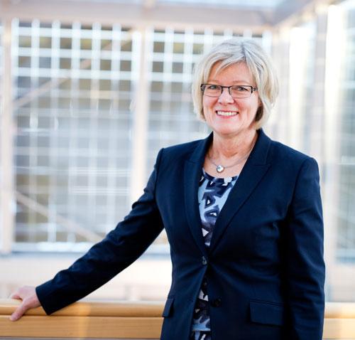 Christina Opitz, GLS Vorstandsmitglied