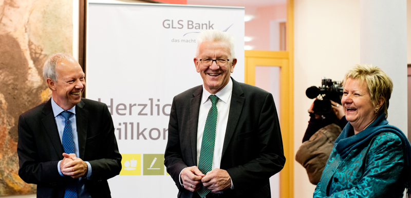 Resultado de imagen de GLS Bank Gruenen