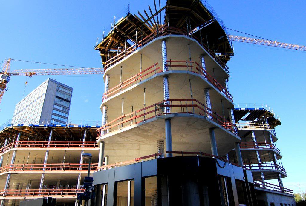 Der Wirtschaftsteil Bauen und Wohnen