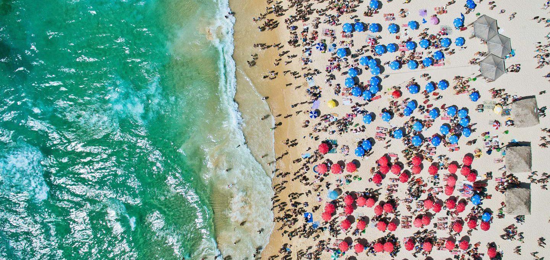 Der Wirtschaftsteil Urlaub