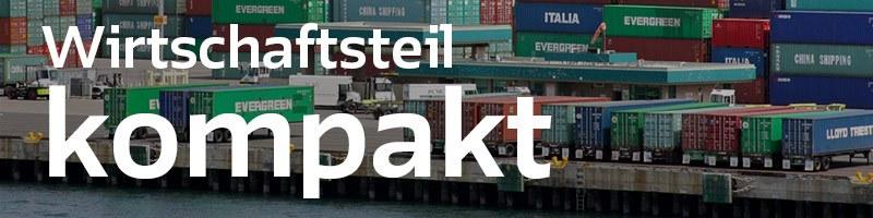Der Wirtschaftsteil :: kompakt Nr. 307 - Schiffsmeldungen