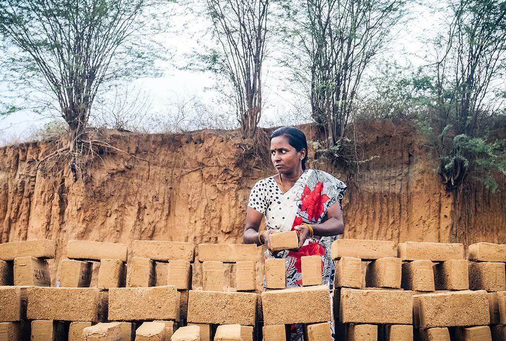 Mikrofinanz - Indien