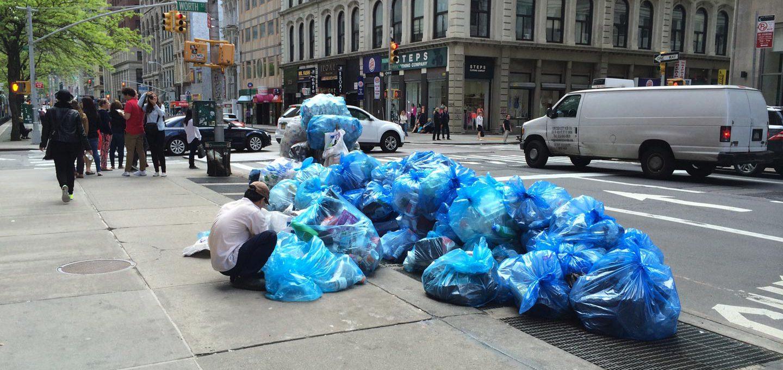 Trash / Rouven Kasten