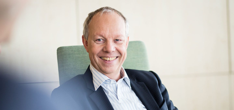 GLS Vorstrandsprecher Thomas Jorberg