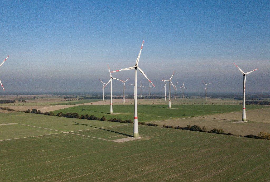 Windpark Gagel Projektentwicklung