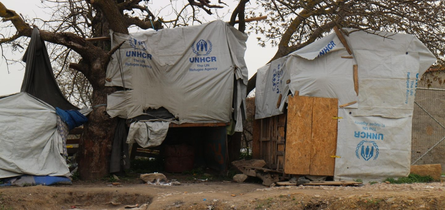 Refugee Law Clinics Abroad Chios
