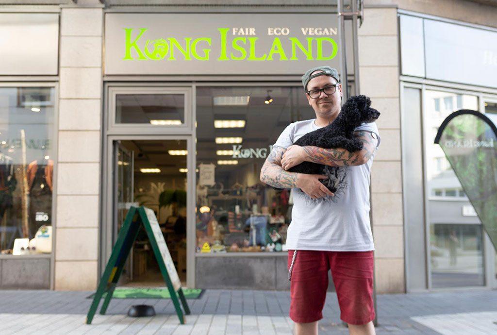 Vegane Fair Fashion: Kong Island erklärt das mal