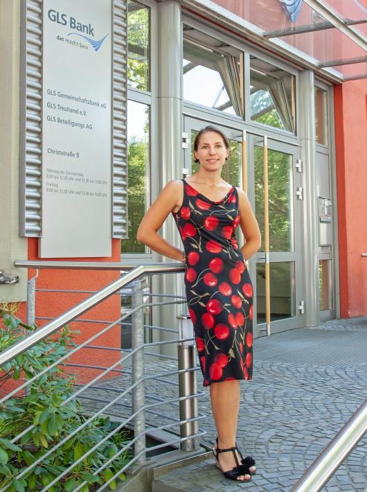 GLS Auszubildende - Manuela Zänker