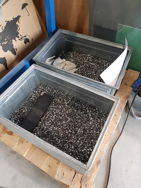 Metalle und Kunststoffe jeglicher Art, Form und Größe können via Trockenentfettung gereinigt werden Foto: KR – technewable.com