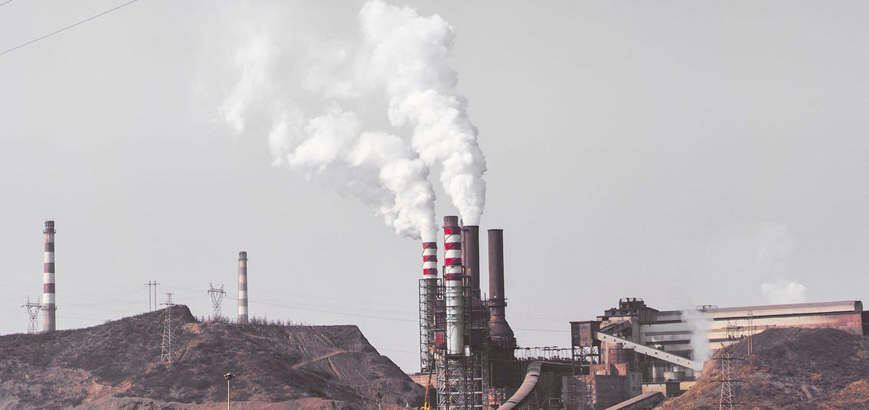 Treibhausgase CO2 Abgabe