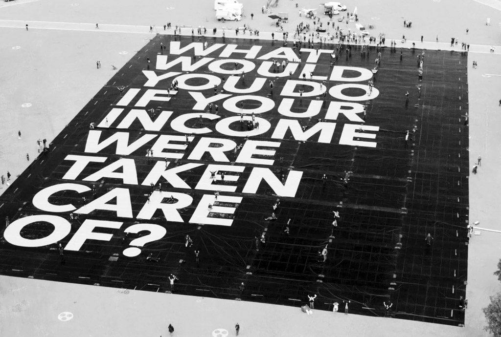 Grundeinkommen: Von der größten Frage zum größten Crowdfunding