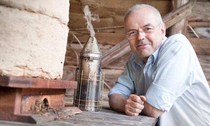 Thomas Radetzki ist für Pestizidkontrolle