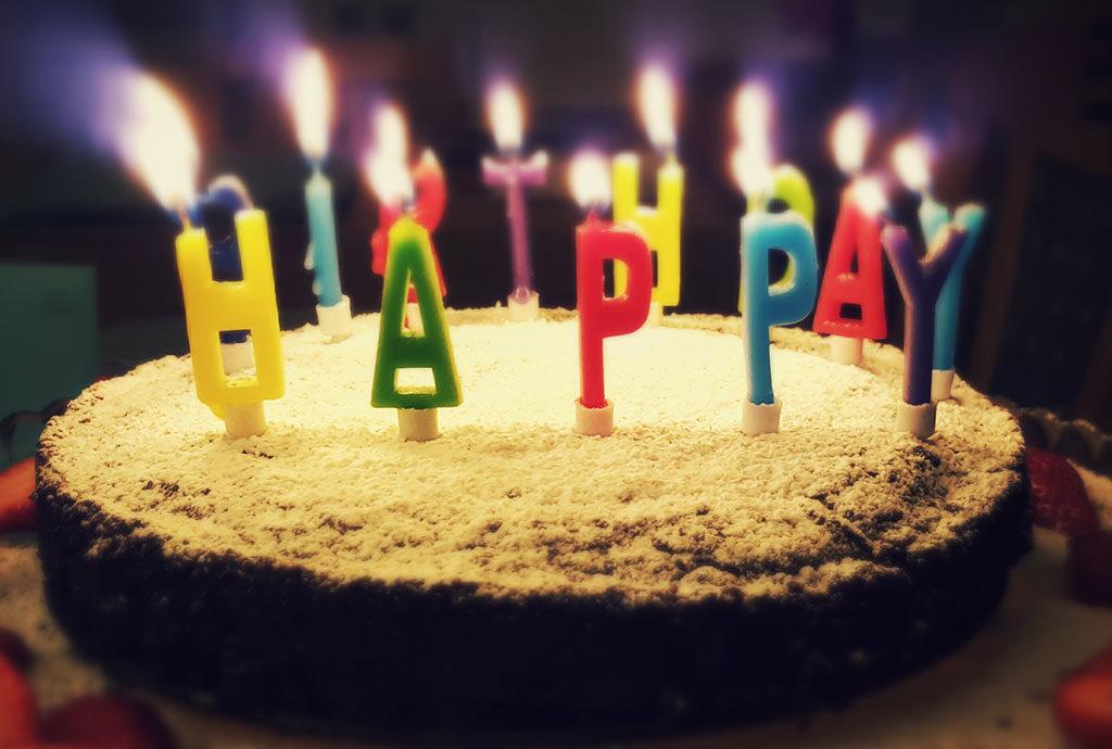 Herzlichen Glückwunsch - 10 Jahre GLS Bank Blog