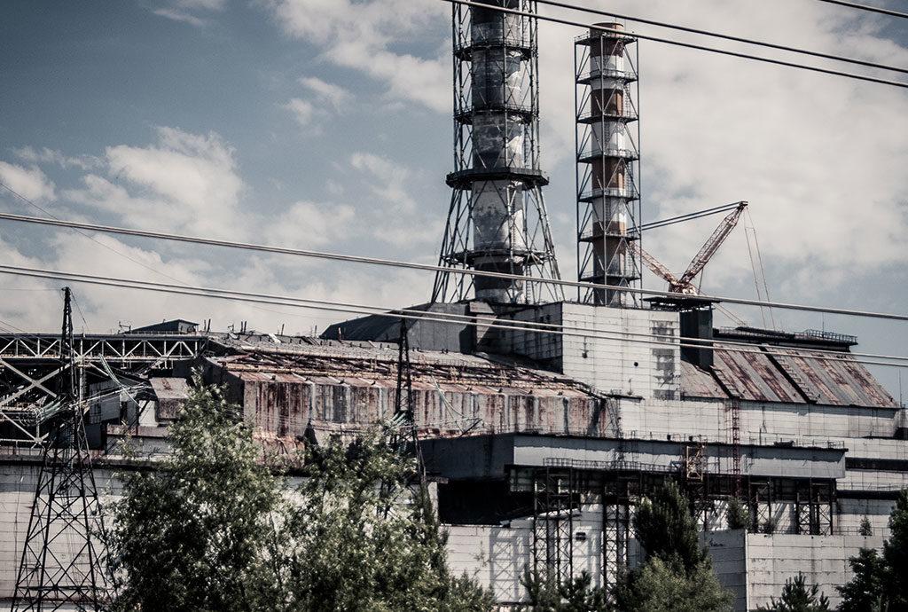 Die GLS Bank für die Energiewende / Tschernobyl