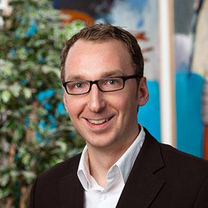 Stefan Möller Regionalleiter Firmenkunden der GLS Bank in NRW