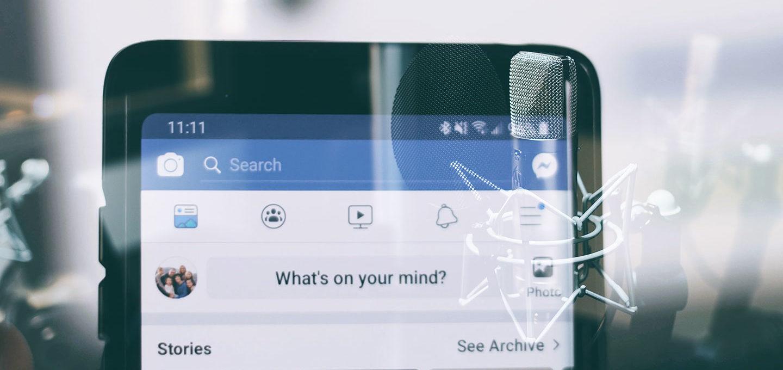 """In unserer Sonderausgabe des GLS Bank Podcast: Rouven Kasten im Gespräch mit Sascha Pallenberg über sein """"Jahr ohne Facebook""""."""