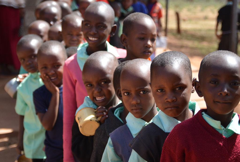 BS 2019 / 1 - Schneeballsystem für die Savanne in Kenia