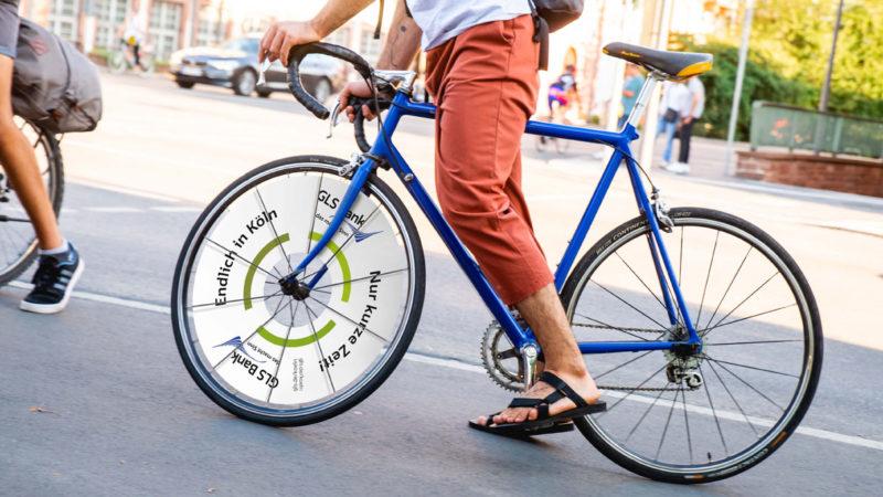bikuh - Gesunde Werbung mit dem Fahrrad