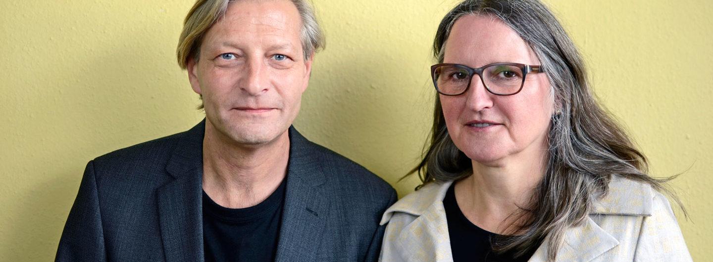 Radikal beteiligen: Gerd Wermerskirch, Kristina Nauditt (argo-Team)