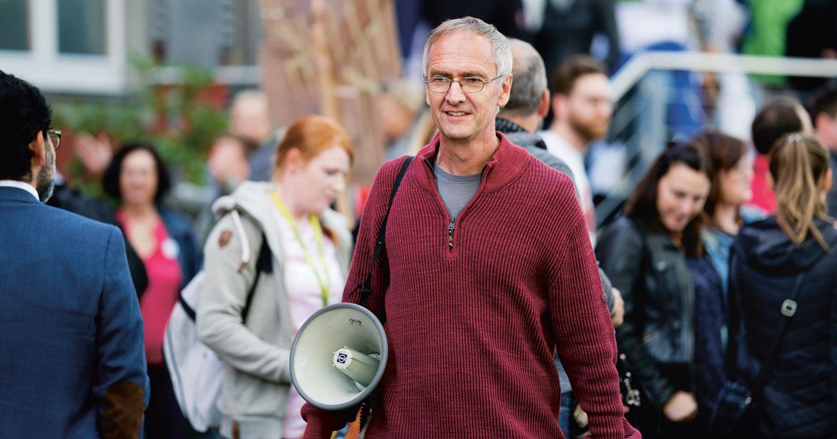 Falk Zientz Klimastreik