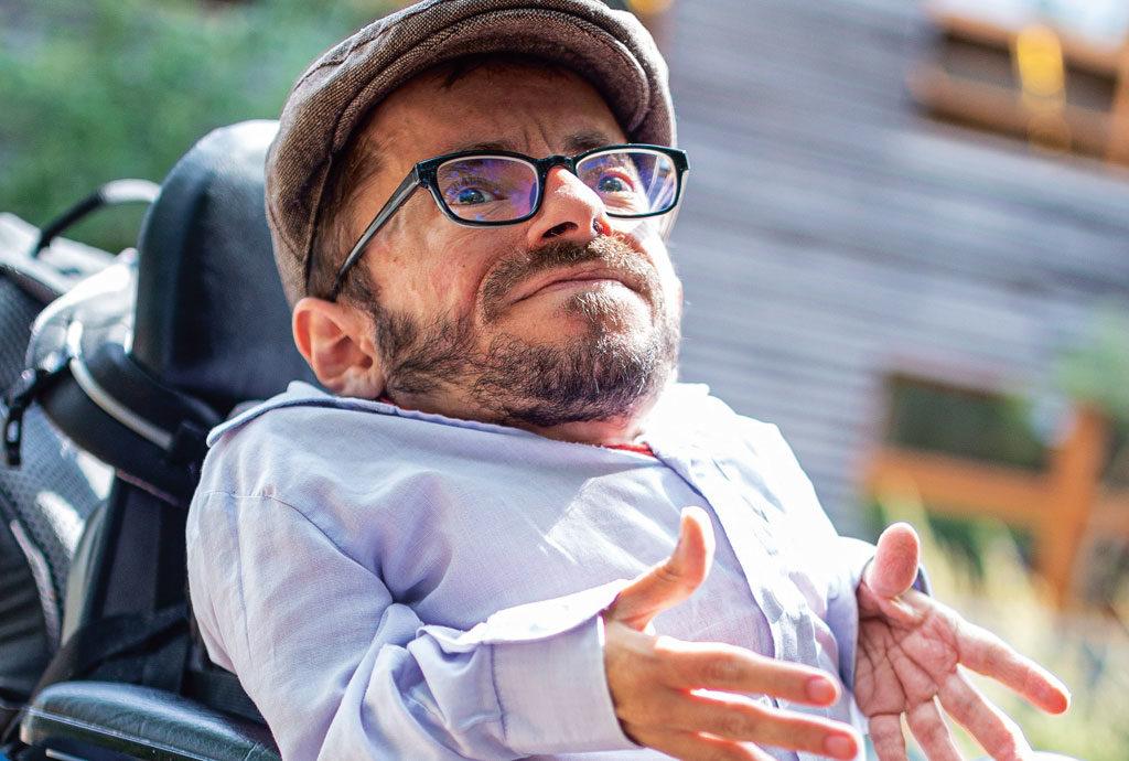 Raul Krauthausen Aktivist