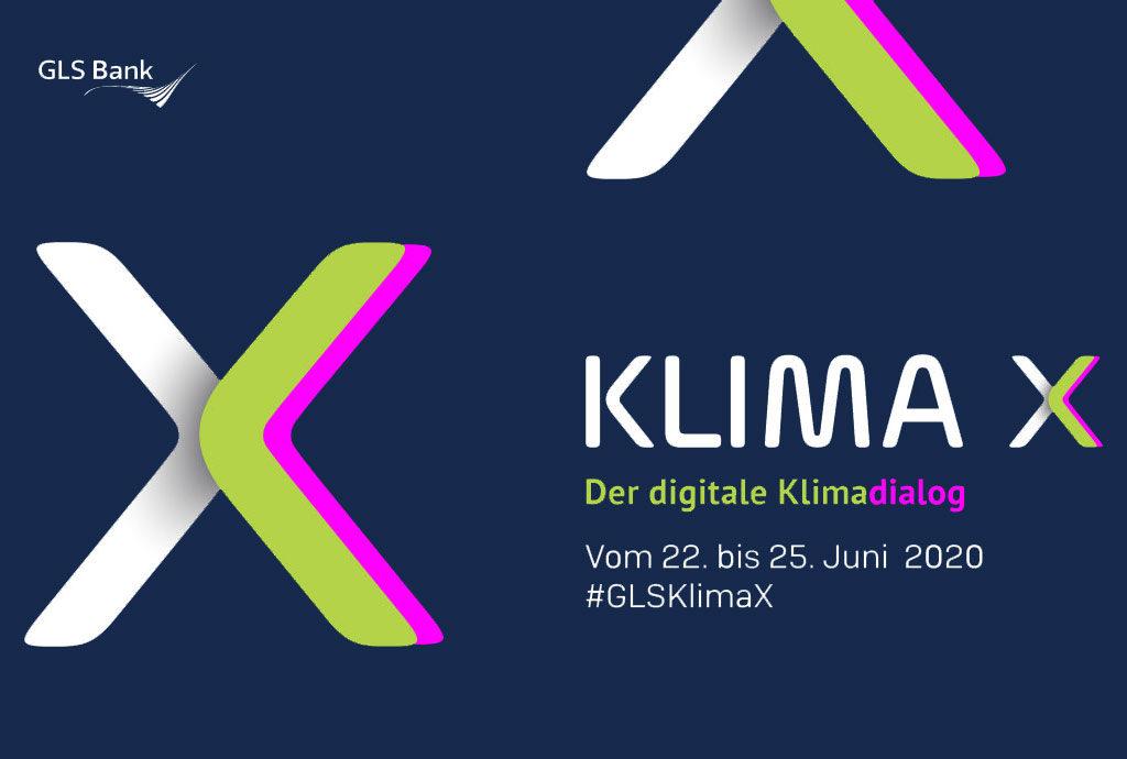 Klima X - der digitale Klimadialog