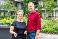 Maria Bruckbauer und Christian Taudt, Vorstände der NaBau
