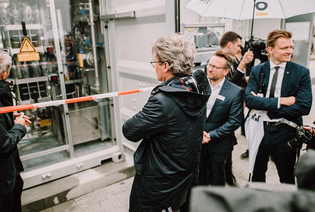 Die Wasserstoff eFarm – Ein echtes Vorzeigeprojekt