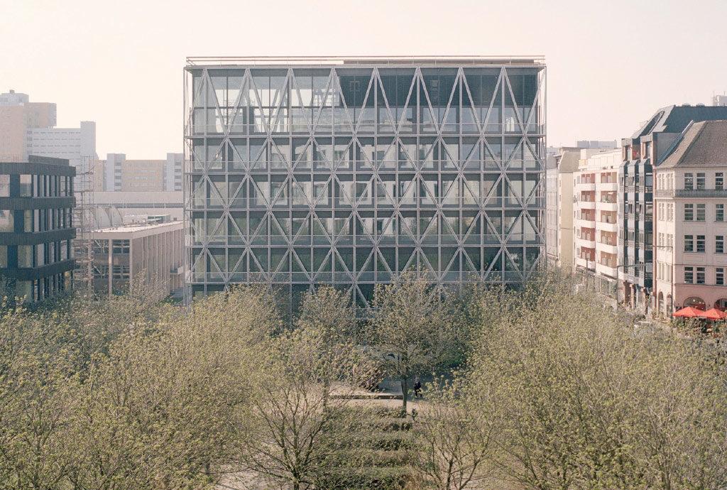 taz Bürogebäude