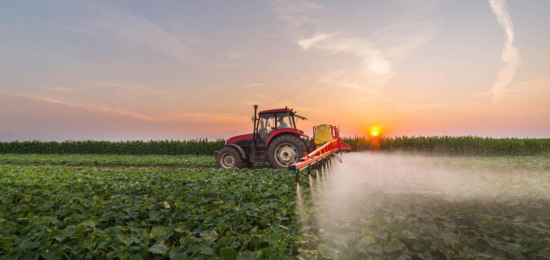 Pestizidbelastung der Luft