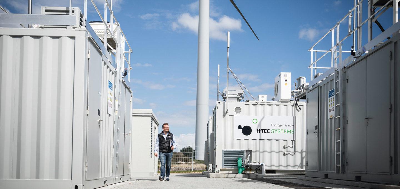 GP Joule - das größte grüne Wasserstoff-Mobilitätsvorhaben