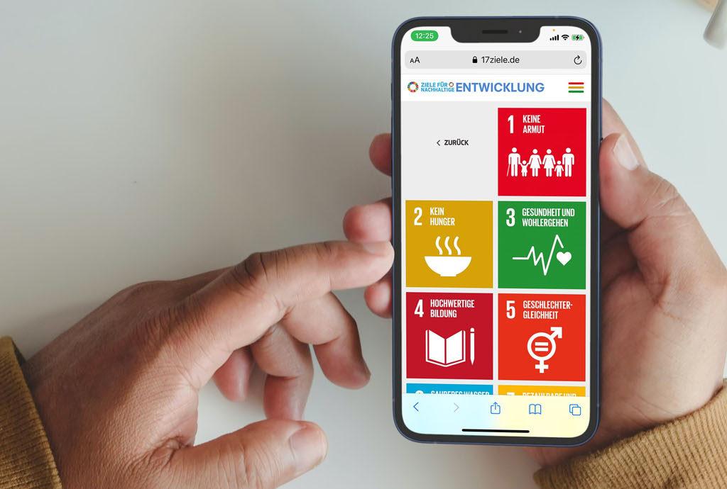 SDG: 17 Nachhaltigkeitsziele