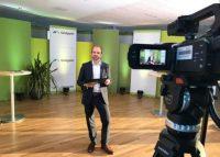Impression Geldgipfel, Sven Focken-Kremer, Leitung Kommunikation GLS Treuhand