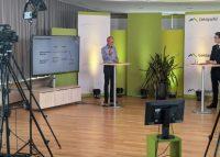 Impression Geldgipfel, Thomas Jorberg, Vorstand GLS Bank
