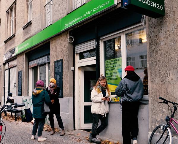 Robin Hood Store Berlin